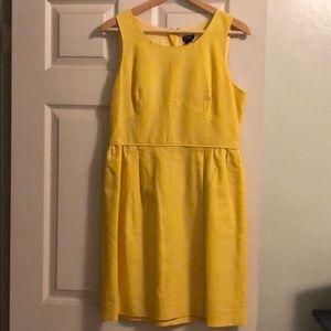 Yellow J.Crew dress - fabulous condition